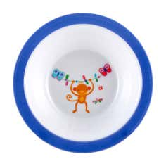 Kids Jungle Collection Bowl