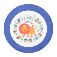 Kids Jungle Collection Dinner Plate