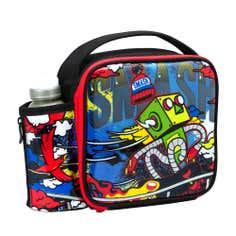 Smash Robot Lunchbag & Bottle Set