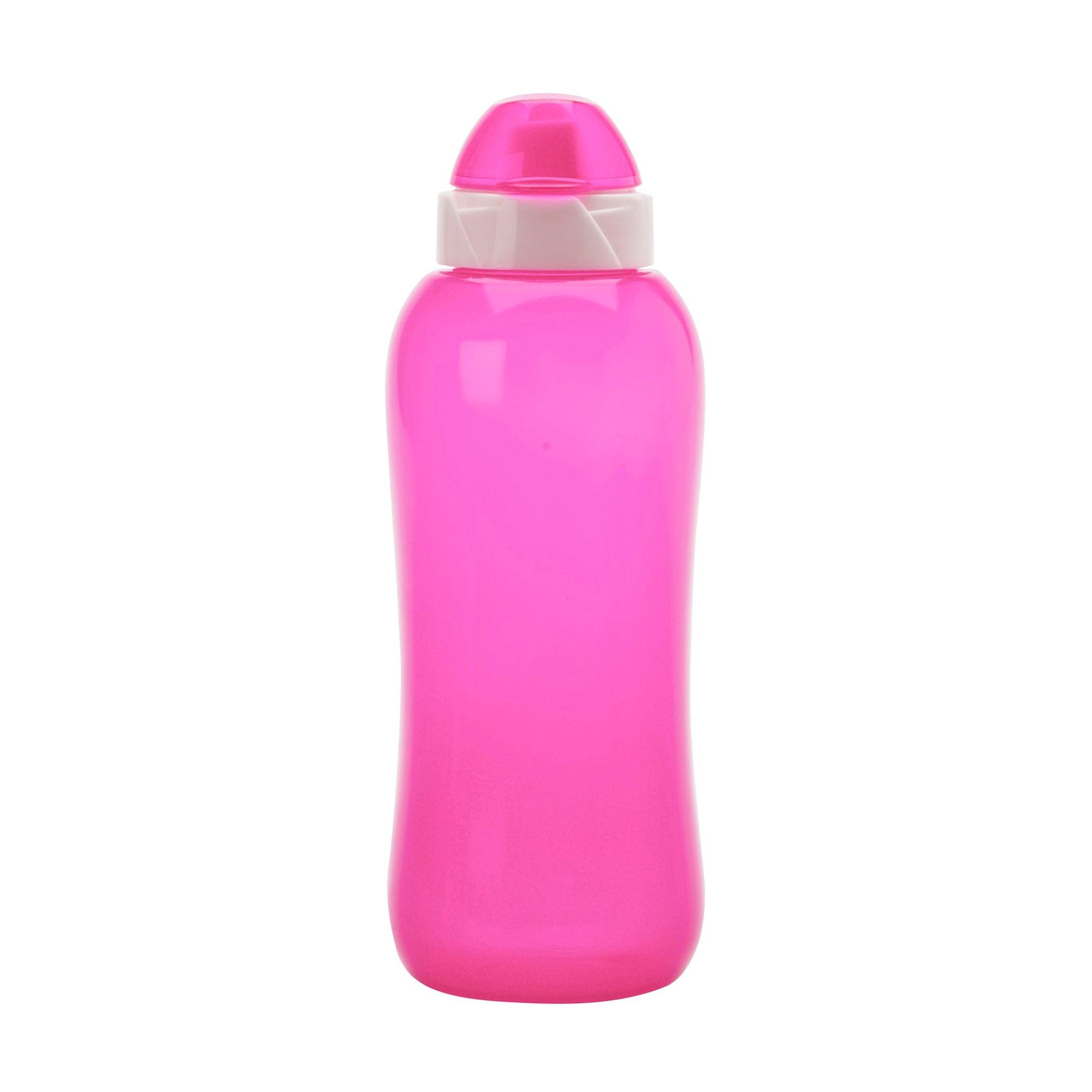SMASH Kids Pink Drinking Bottle