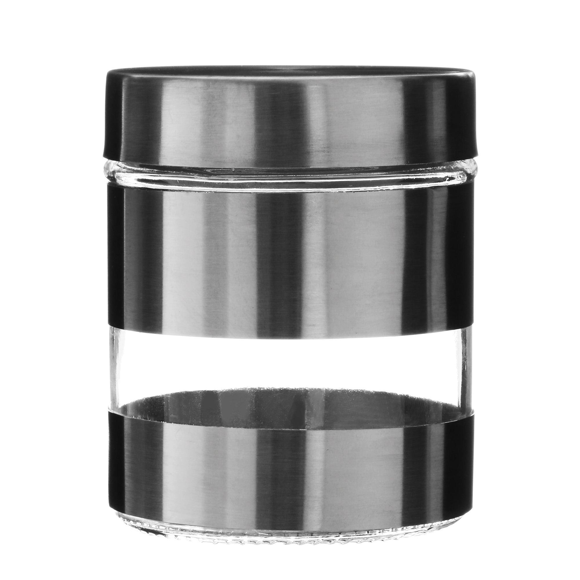 Stainless Steel Storage Jar