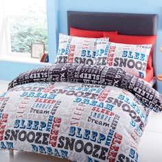Dream Sleep Duvet Set