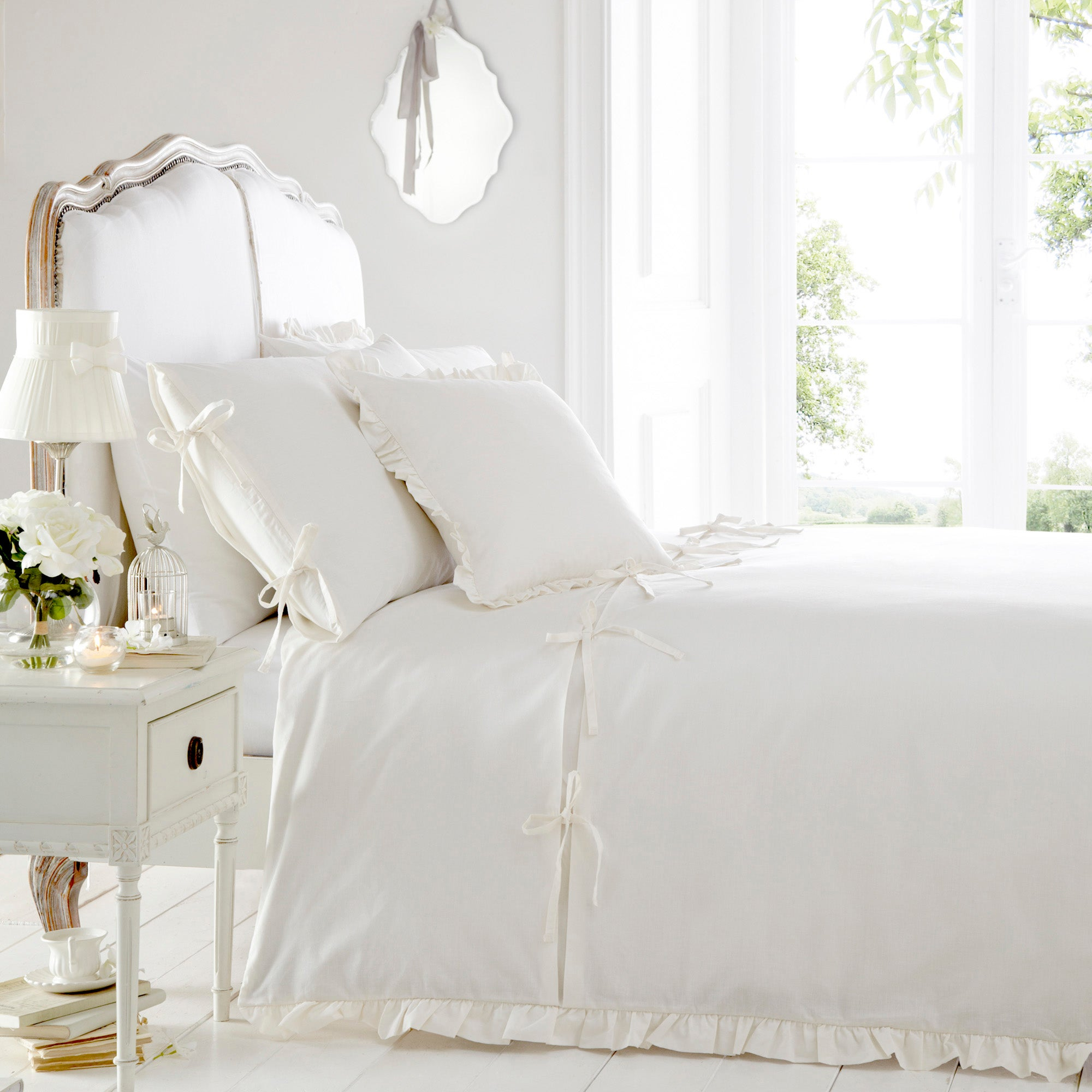Ruffle Collection Duvet Cover Set