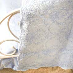 Dorma Blue Chateau Collection Bedspread