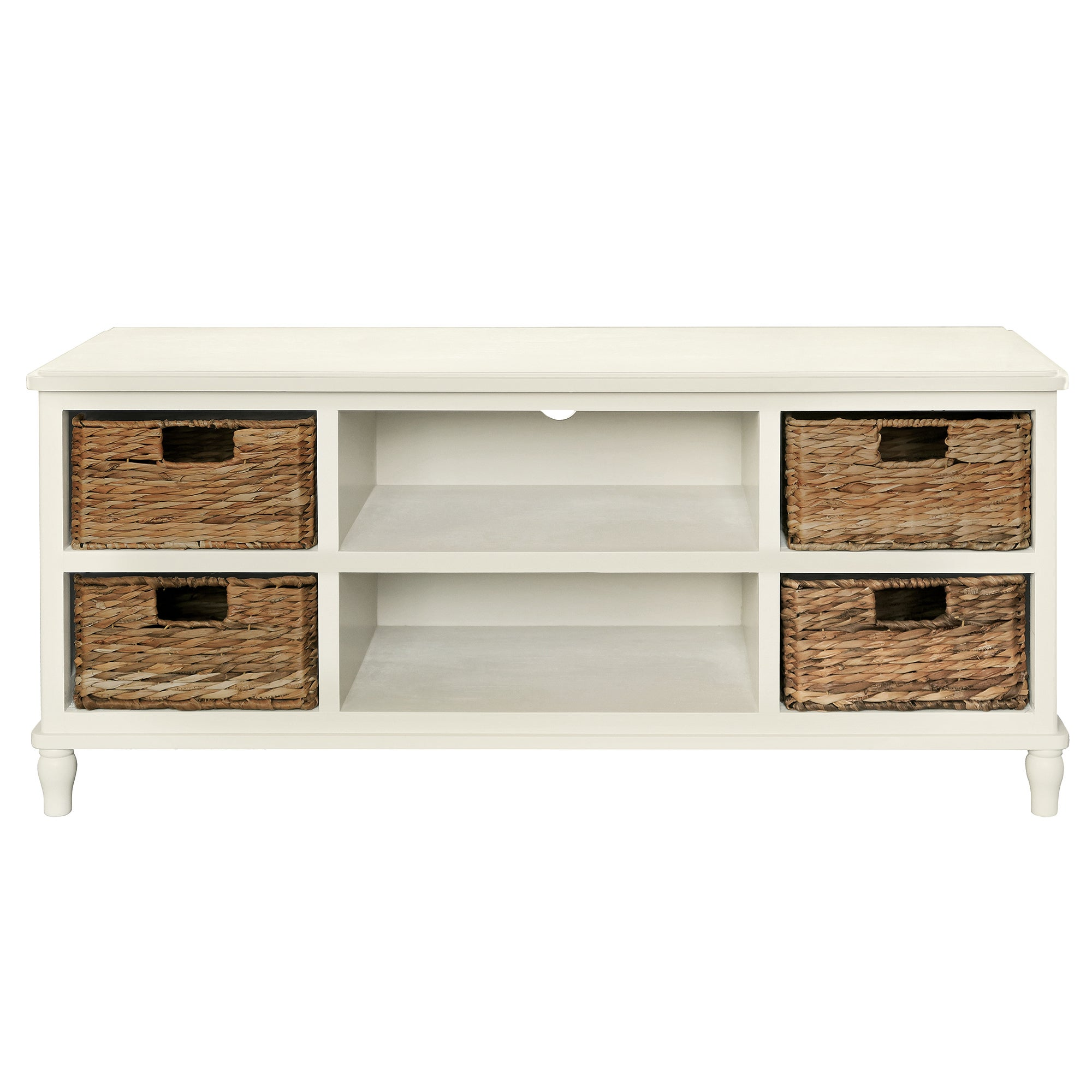 Devon Cream Wide TV Unit