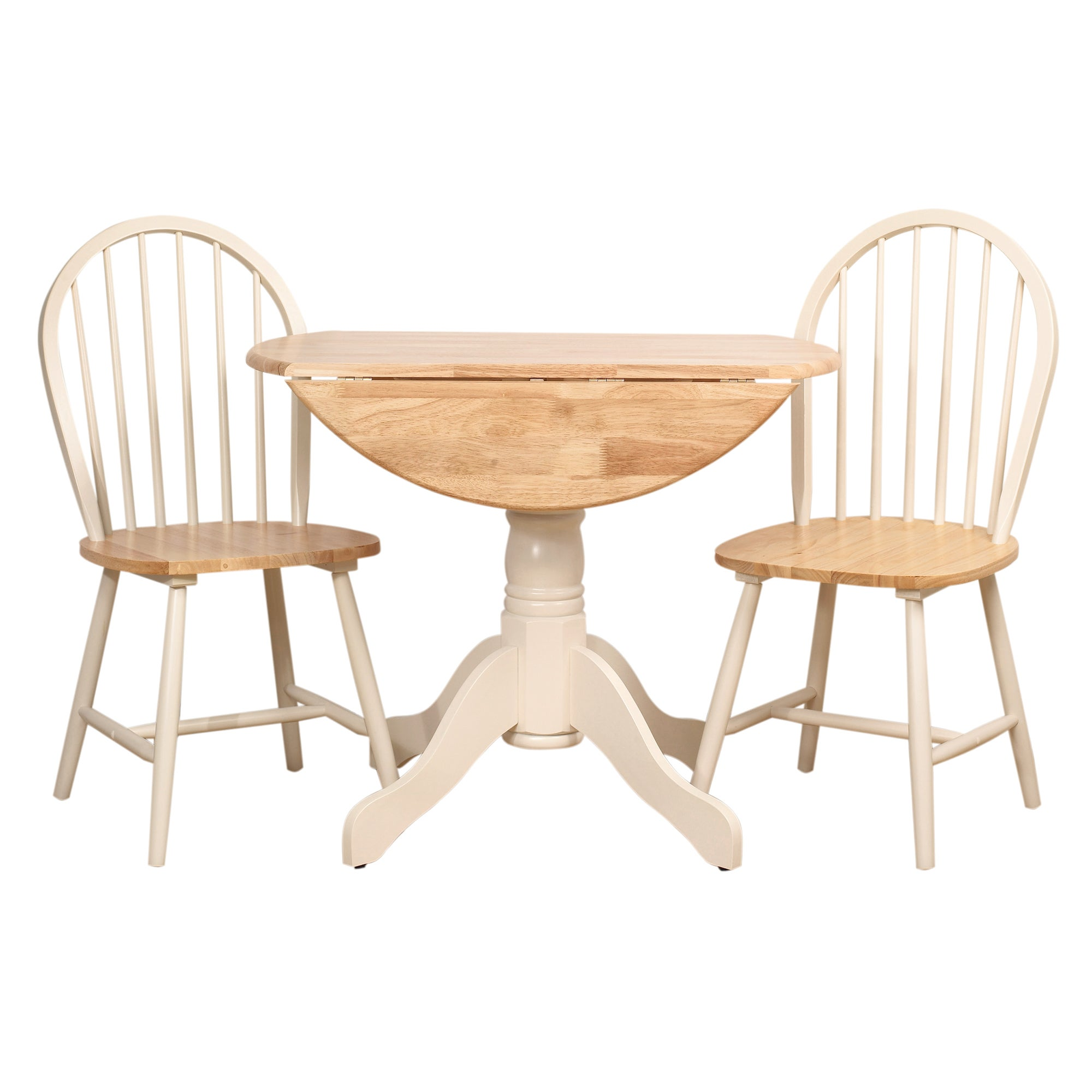 Cotswold Ivory Round Table and Chairs