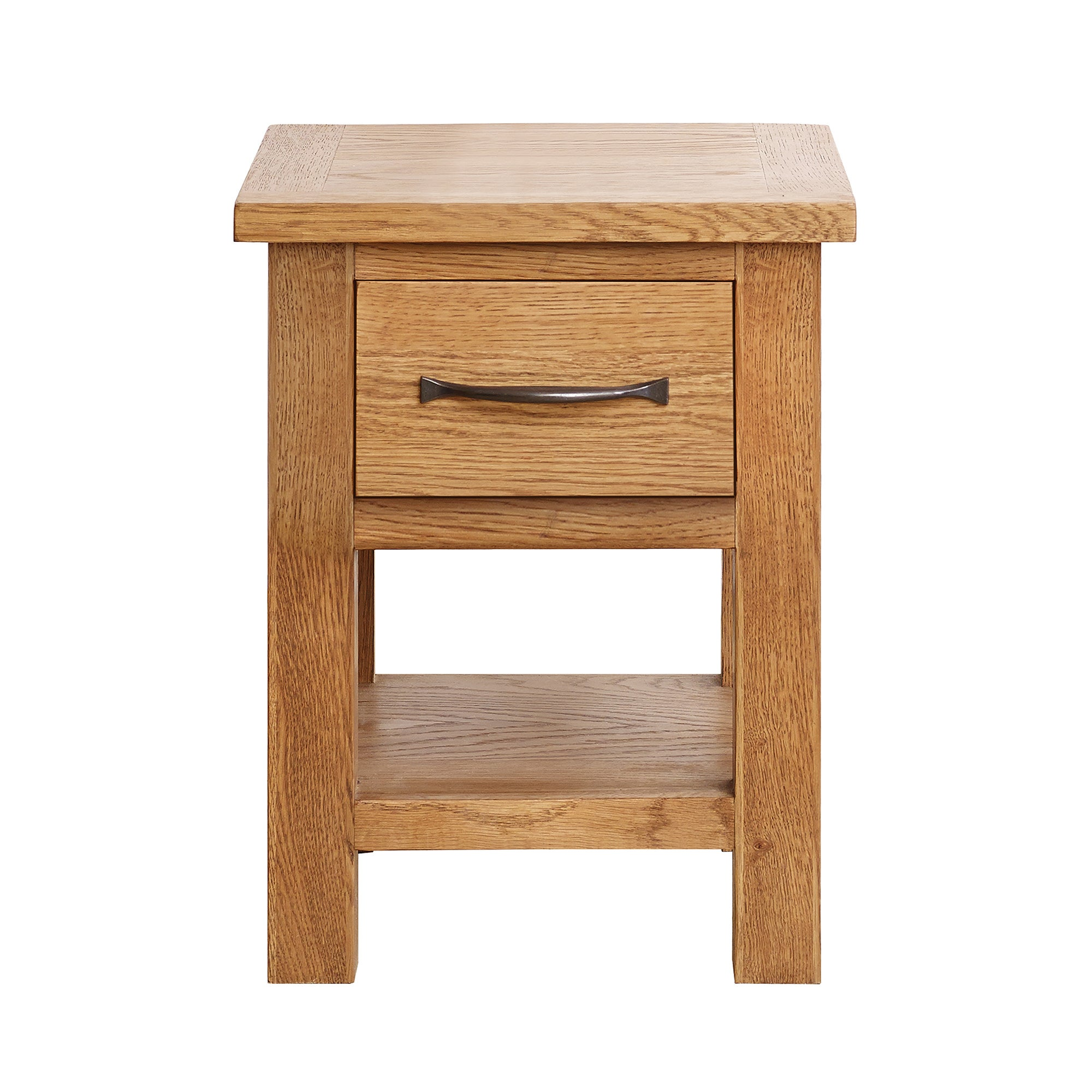 Sidmouth Oak Lamp Table