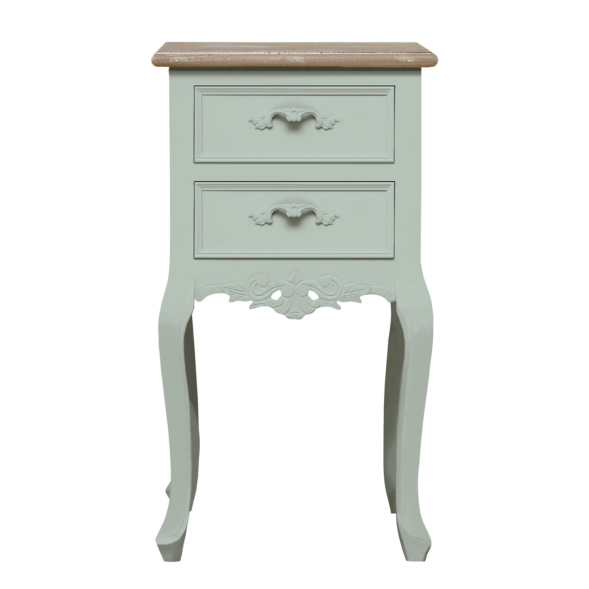 Camille Duck Egg Nightstand