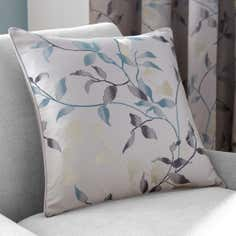Hotel Teal Twilight Collection Square Cushion