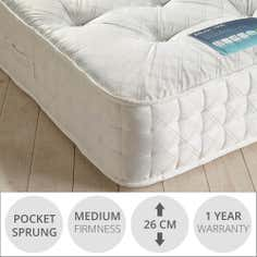 Belvoir 1000 Pocket Mattress