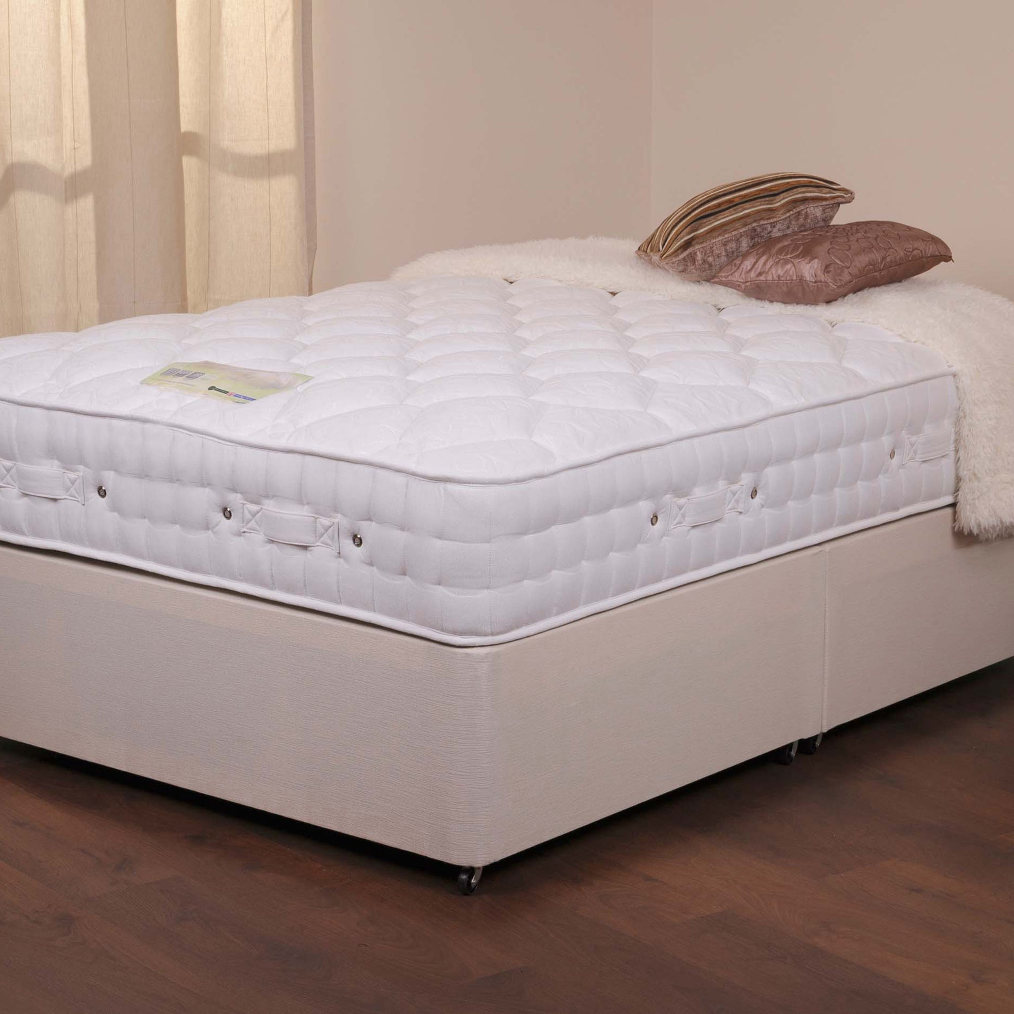 Blenheim Sprung Edge Divan Set
