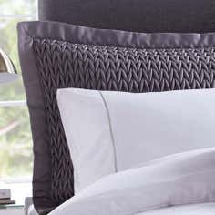 Hotel Charcoal Piccadilly Collection Pillow Sham