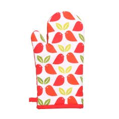 Funky Birds Collection Single Oven Glove
