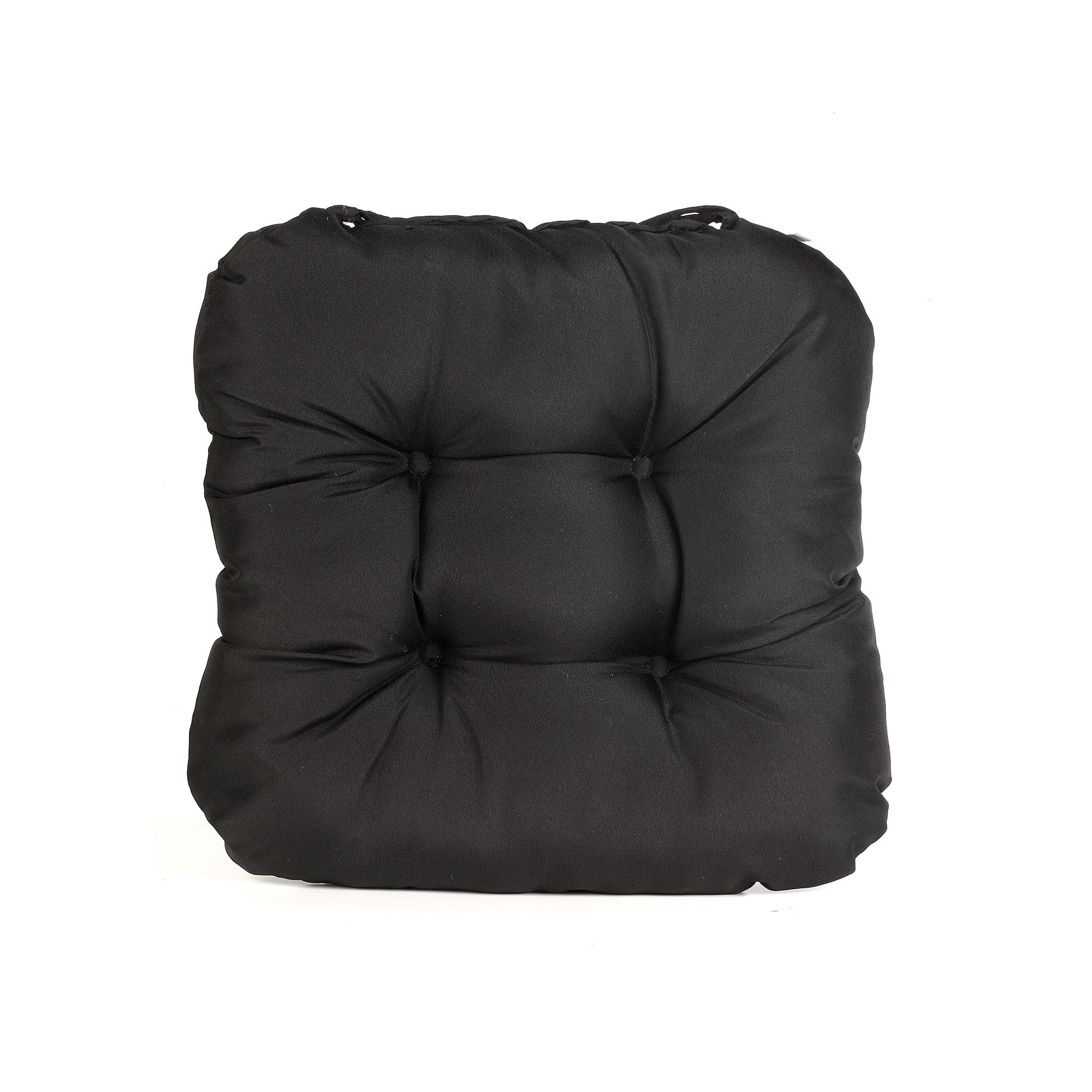 Queen of Everything Black Seat Pad