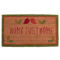 Home Tweet Home Coir Doormat