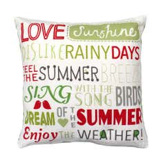 Love Sunshine Cushion