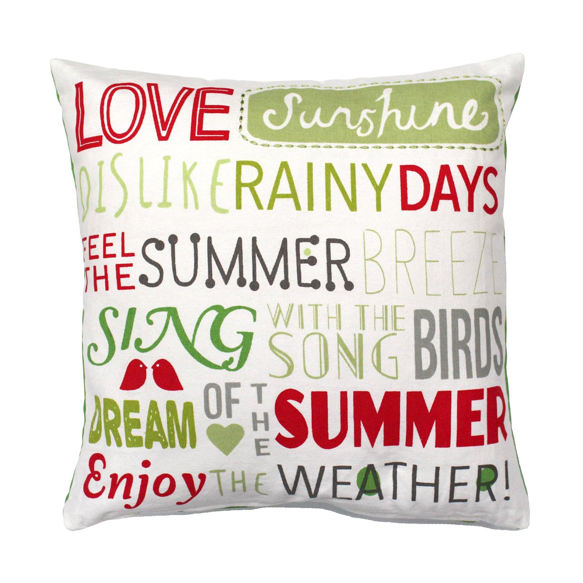 Love Sunshine Cushion