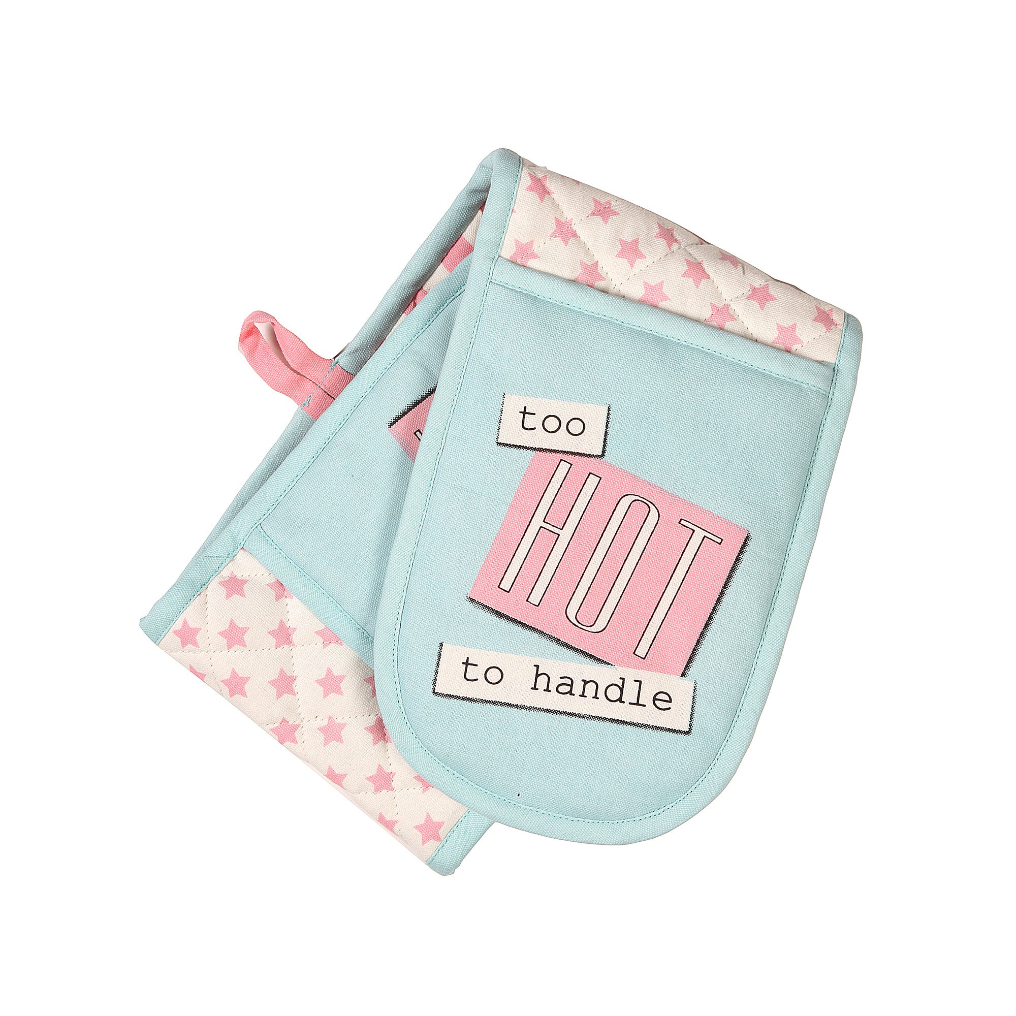 Retro Collection Double Oven Glove