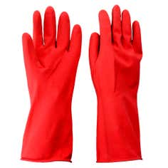Plain Rubber Gloves