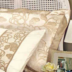 Gold Classique Collection Oxford Pillowcase