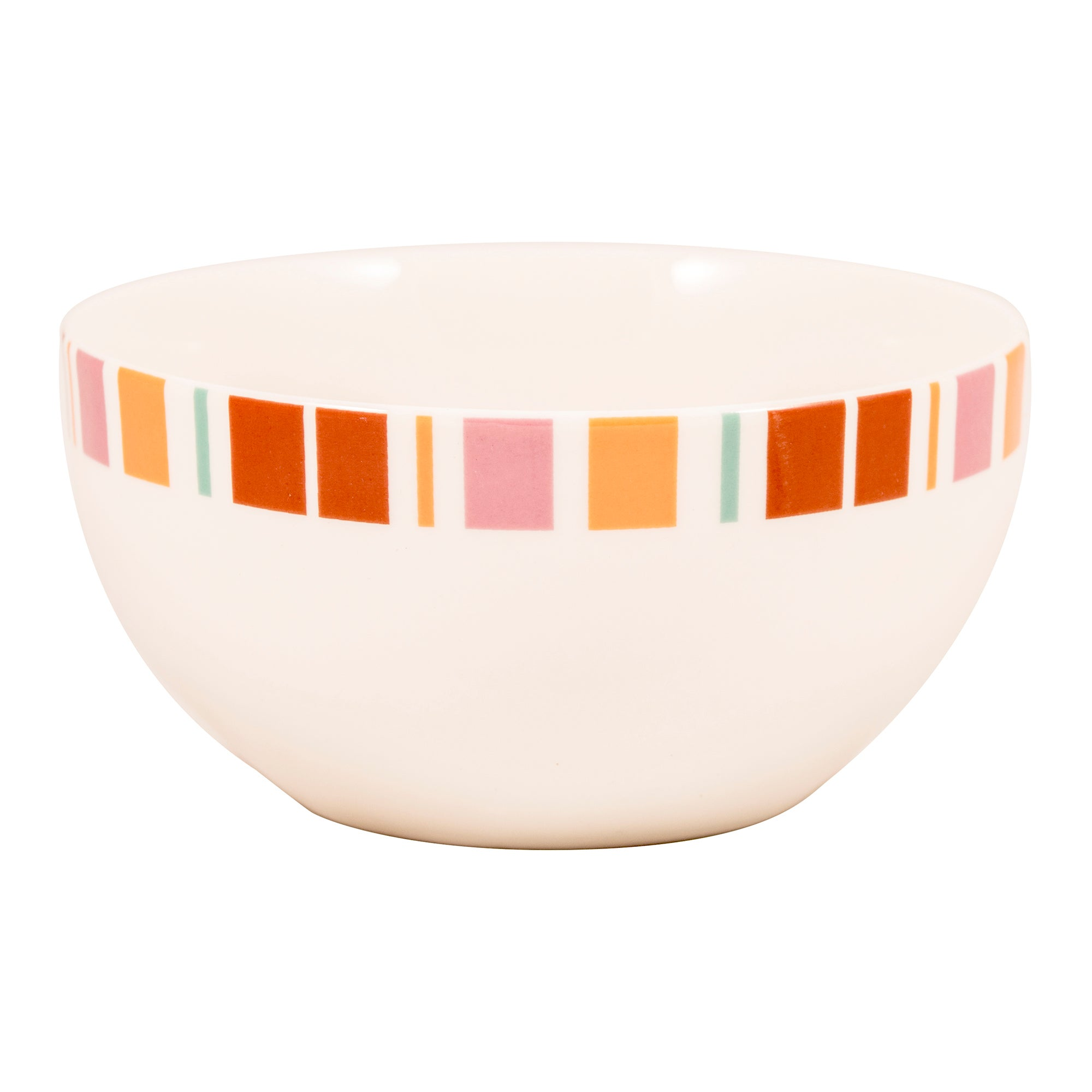 Aster Collection Stripe Bowl
