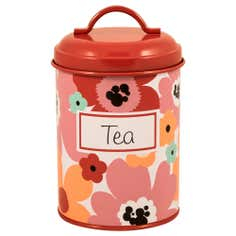 Aster Collection Tea Tin