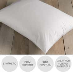 Core Firm Support Pillow