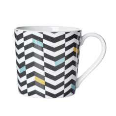 Geo Chevron Dorset Mug