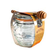 Kilner Honey Pot with Drizzler