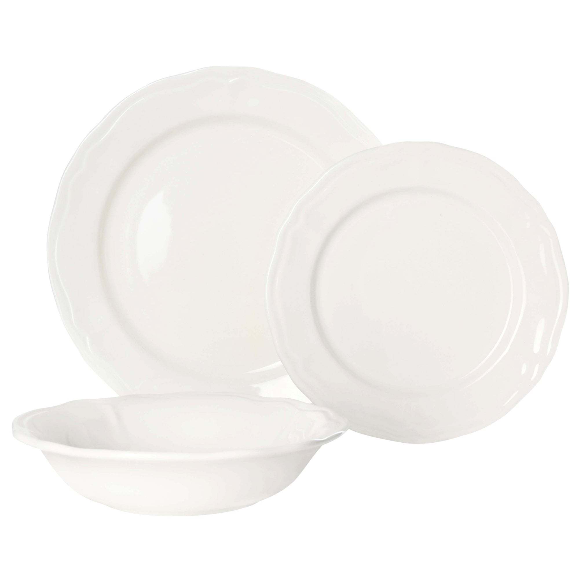Provence Collection 12 Piece Dinner Set