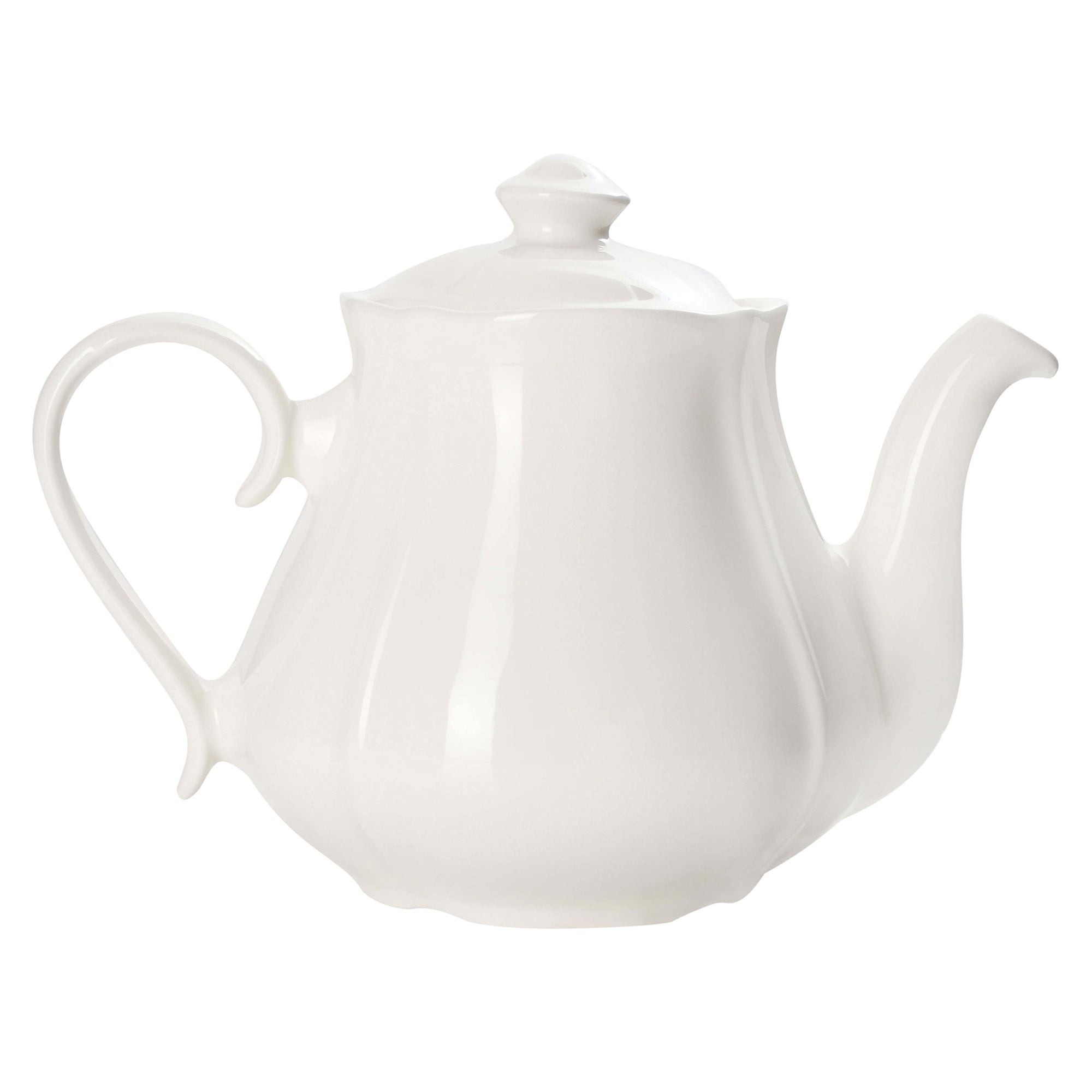 Cream Provence Collection Teapot
