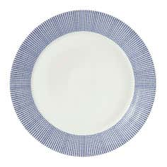 Royal Doulton Pacific Dot Collection Dinner Plate
