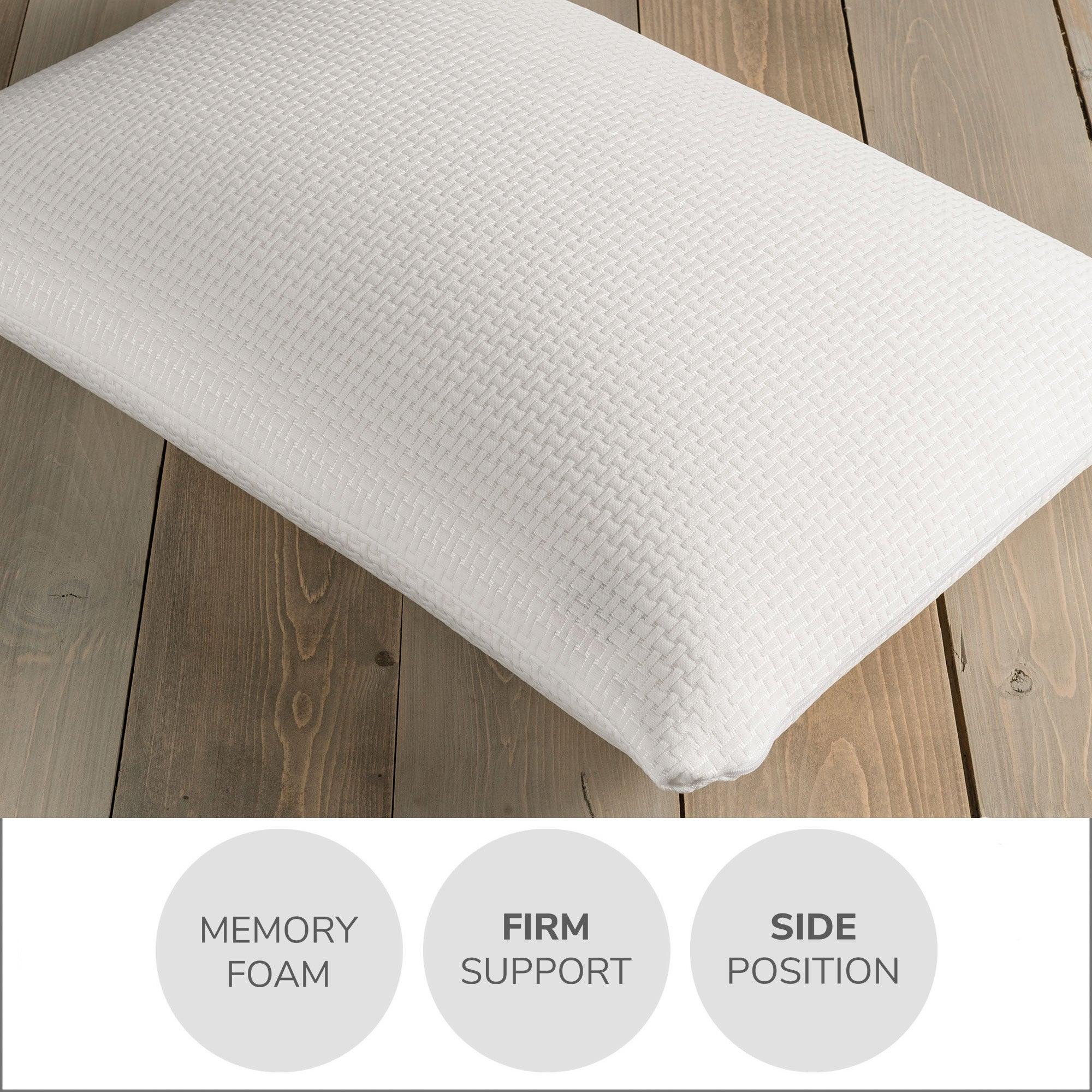 Rebound Memory Foam Pillow