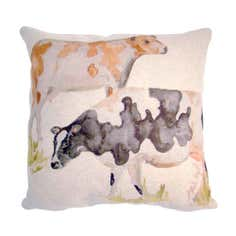 Cows Cushion Cover