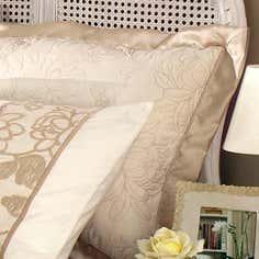 Gold Classique Collection Pillow Sham
