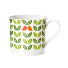 Funky Birds Collection Spot Mug