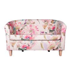 Floral Bloom Two Seater Tub Chair