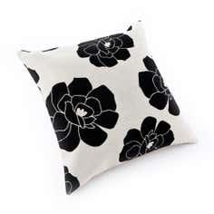 Black Monet Cushion