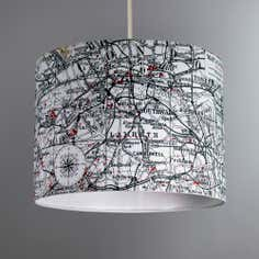 George London Map Pendant