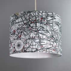 George London Map Pendant
