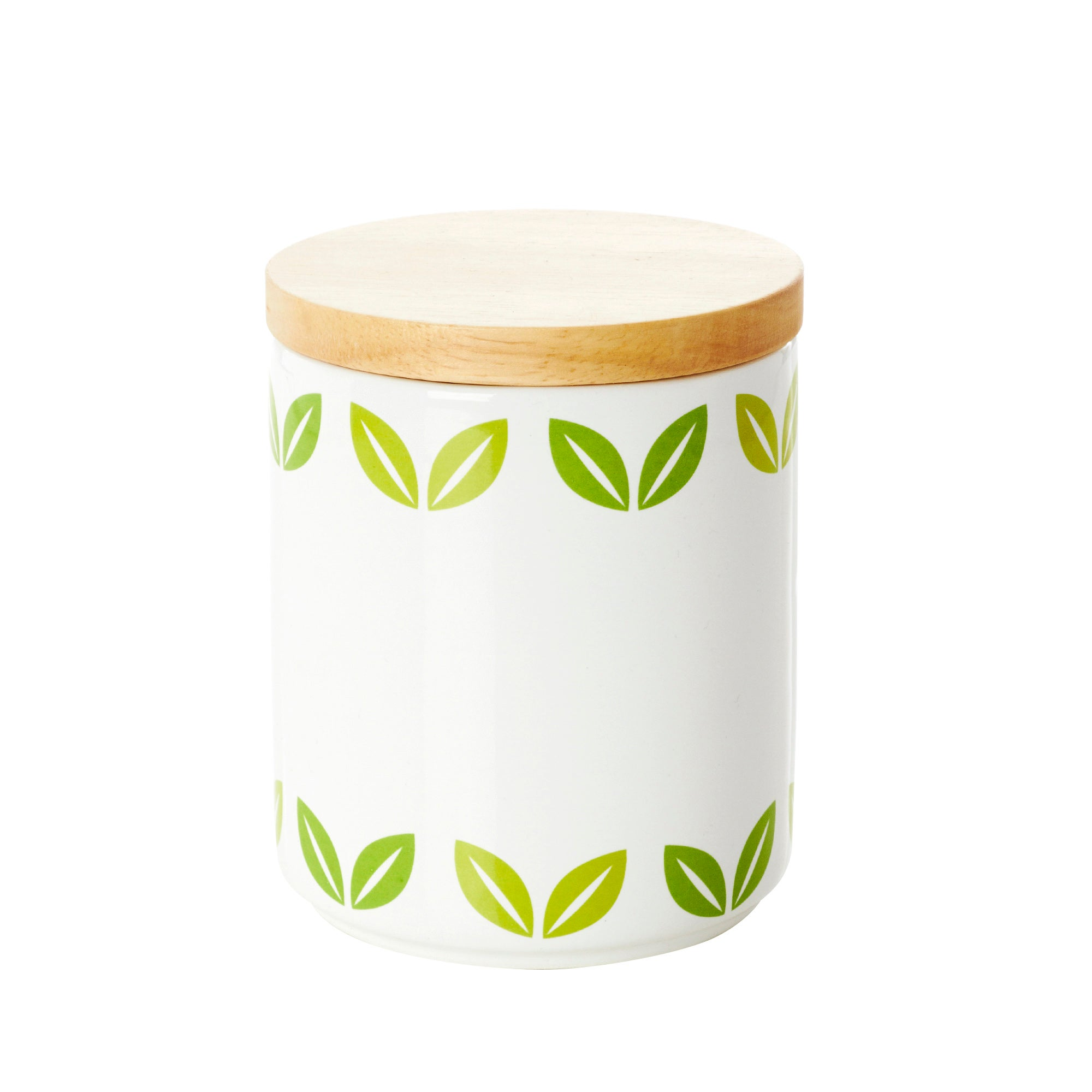 Funky Birds Collection Leaf Storage Canister