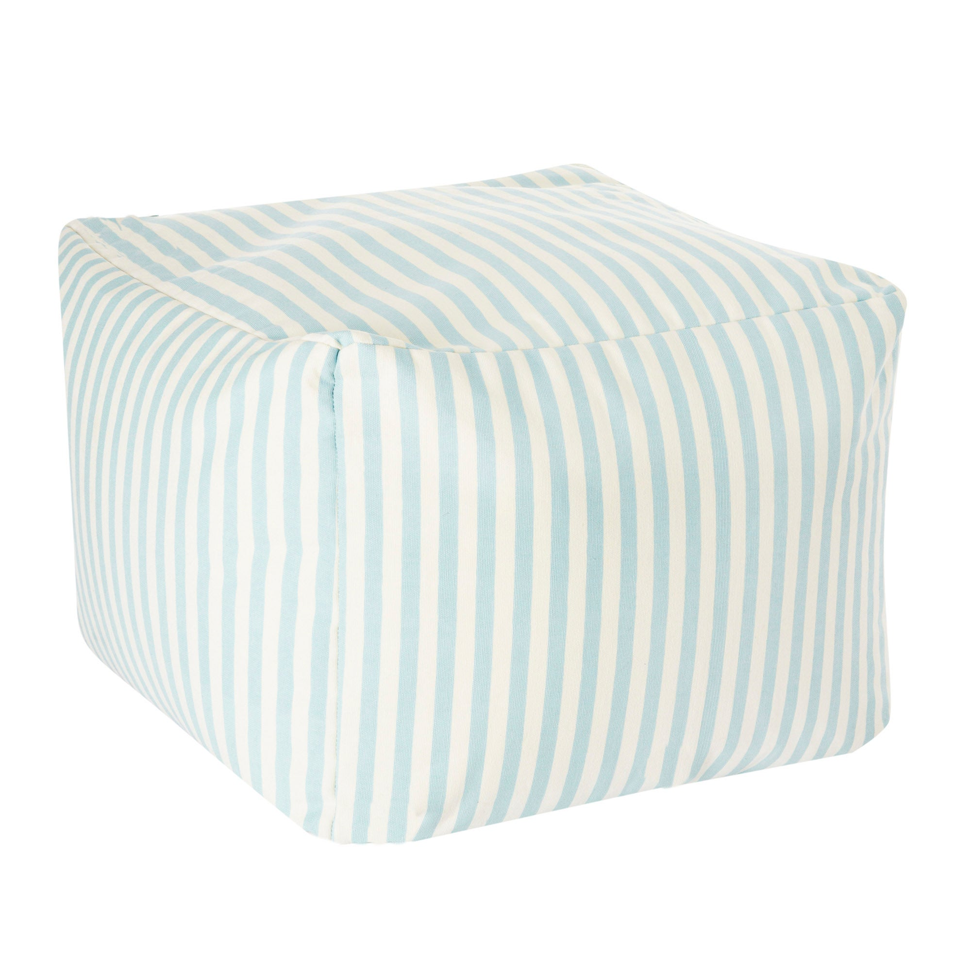 Retro Collection Striped Bean Cube