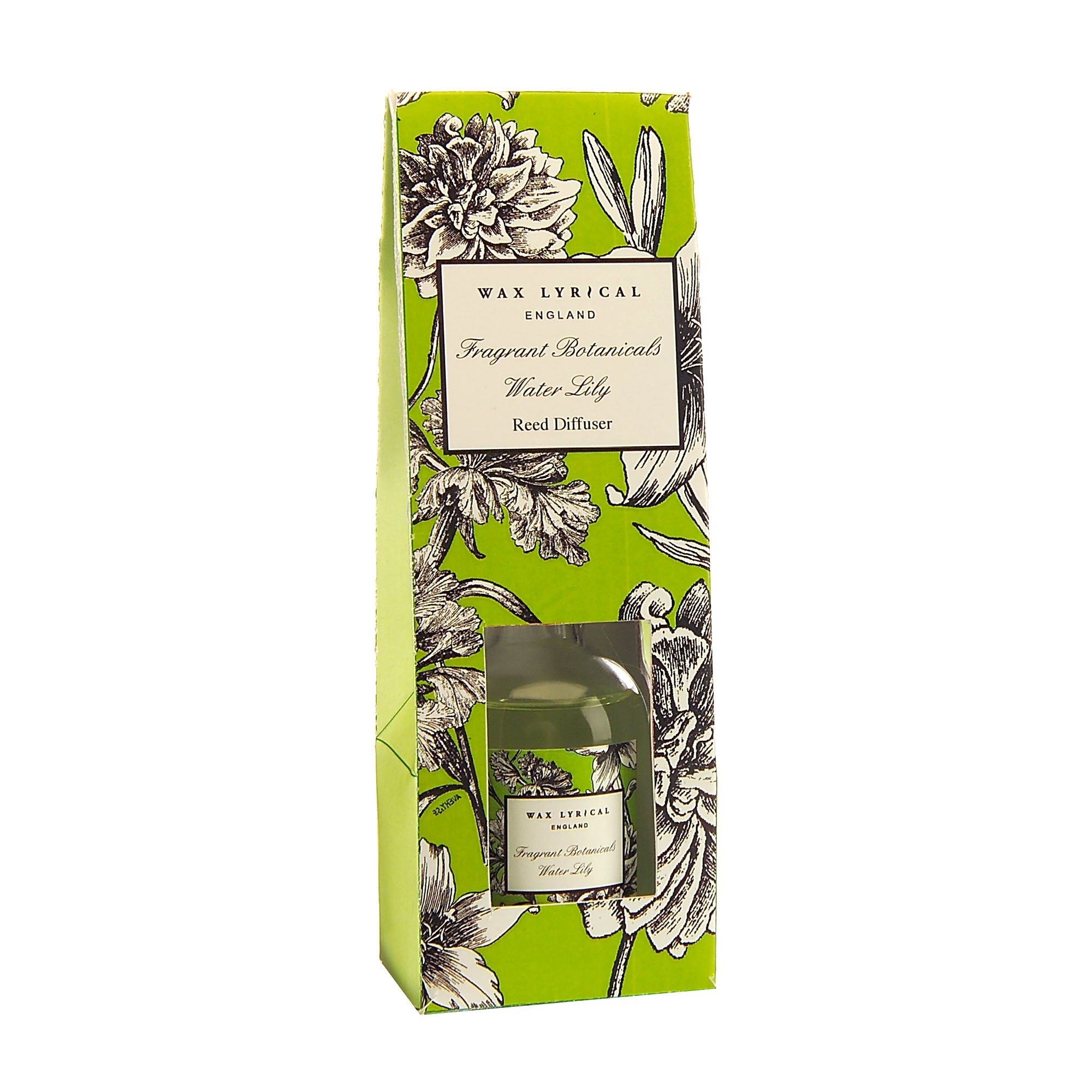 Wax Lyrical Botanicals Water Lily 50ml Reed Diffuser