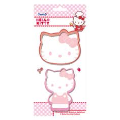 Hello Kitty Set of 2 Metal Cookie Cutters