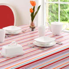 Aster Collection Round PVC Tablecloth