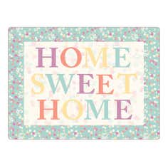 Ditsy Home Collection Pack of 4 Placemats
