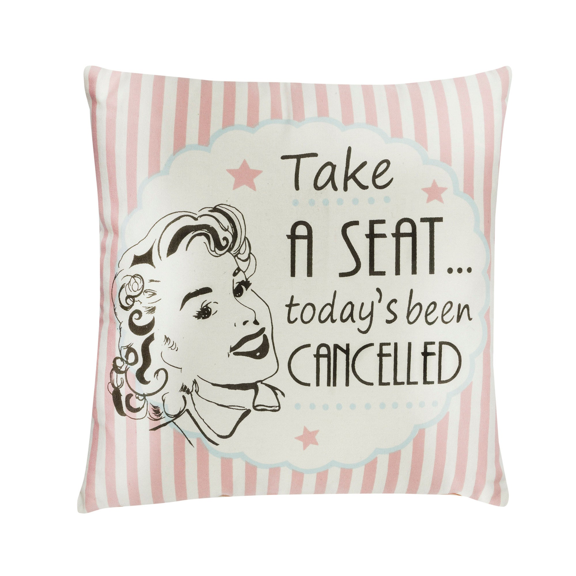 Take a Seat Cushion