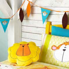 Kids Safari Friends Collection Bunting