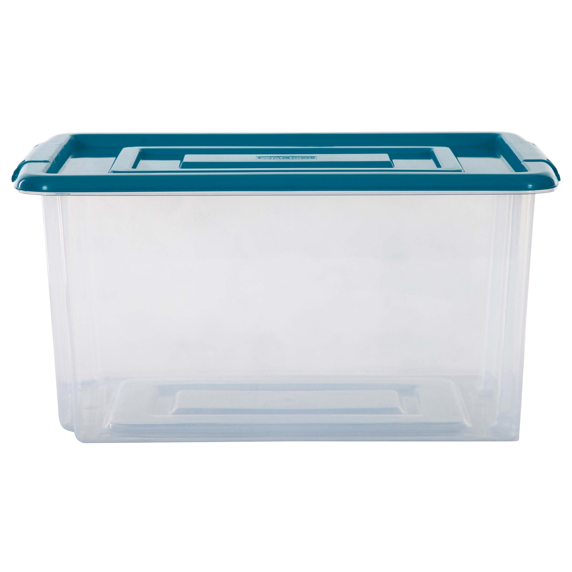 Transparent Storage Box with Lid
