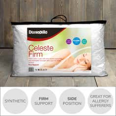 Dunlopillo Celeste Firm Pillow